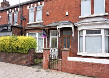 Thumbnail 3 bed terraced house for sale in Kings Road, North Ormesby, Middlesbrough
