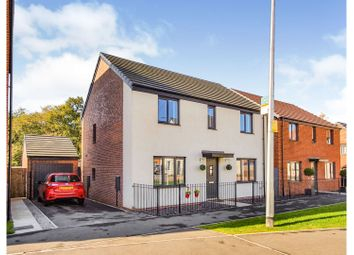Thumbnail 4 bed detached house for sale in Mortimer Avenue, Cardiff