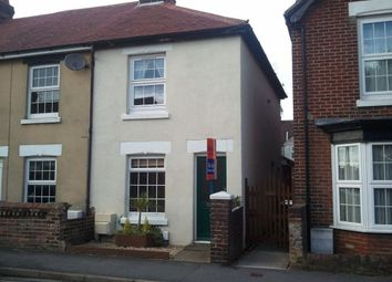 Thumbnail 1 bedroom end terrace house to rent in Gordon Road, Fareham