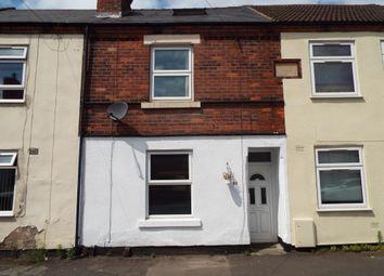 Thumbnail 4 bed terraced house for sale in Godfrey Street, Netherfield, Nottingham