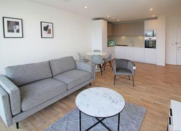 Thumbnail 2 bed flat to rent in Meranti Apartments, Deptford Landings, London