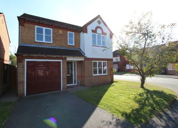 4 bed detached house to rent in Gowan Close, Chilwell NG9