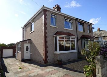 Thumbnail 2 bed semi-detached house for sale in Seymour Avenue, Heysham, Morecambe