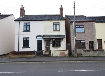 Thumbnail 2 bedroom semi-detached house for sale in Leek New Road, Stoke-On-Trent