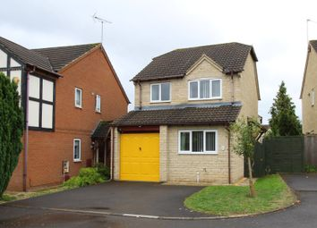 Thumbnail 3 bed detached house for sale in Sandown Drive, Chippenham