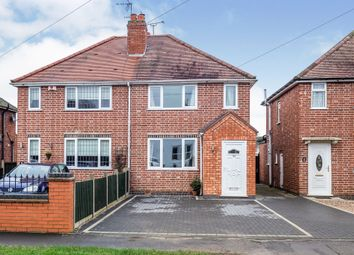 Thumbnail 2 bed semi-detached house for sale in St. Nicholas Avenue, Kenilworth