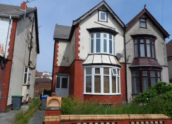 Thumbnail Flat to rent in Cavendish Road, Blackpool