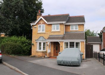 Thumbnail 3 bed detached house for sale in Somerleyton Drive, Ilkeston