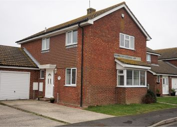 Thumbnail 4 bed detached house for sale in Richmond Drive, New Romney