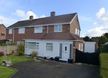 Thumbnail 3 bed semi-detached house for sale in Brooklands Park, Longlevens, Gloucester