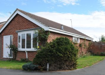 Thumbnail 2 bed detached bungalow for sale in Illshaw Close, Winyates Green, Redditch