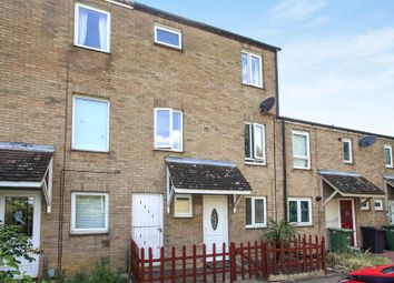 Thumbnail 4 bed terraced house for sale in Clayton, Orton Goldhay, Peterborough