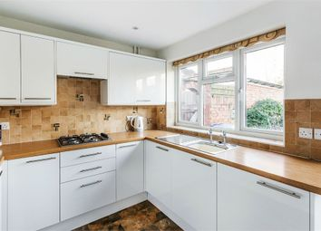 Thumbnail 2 bed semi-detached bungalow for sale in Katherine Close, Addlestone, Surrey