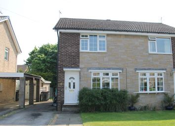 Thumbnail 2 bed semi-detached house for sale in Sherwood Drive, Harrogate