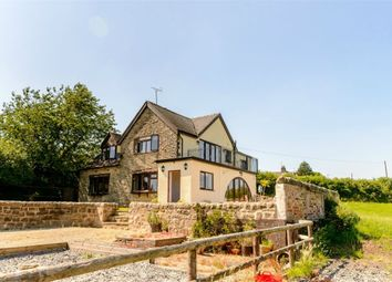 Thumbnail 5 bed detached house for sale in Combridge, Uttoxeter, Staffordshire