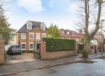 Thumbnail 9 bed detached house for sale in The Crescent, Cheam, Sutton