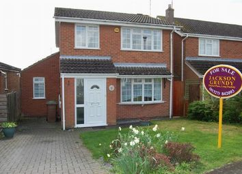 Thumbnail 4 bed detached house for sale in Ashmore, Long Buckby, Northampton
