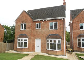 Thumbnail 5 bed detached house to rent in Main Street, Swannington, Coalville