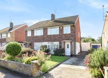 Thumbnail 3 bed semi-detached house for sale in Underwood Road, Reading