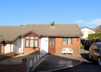 Thumbnail 2 bed semi-detached bungalow for sale in Mackworth Drive, Cimla, Neath, Neath Port Talbot.