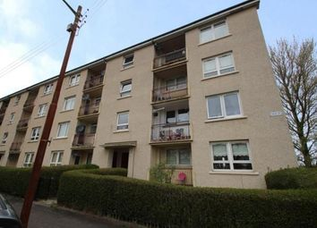 Thumbnail 2 bedroom flat for sale in Croy Place, Robroyston, Glasgow