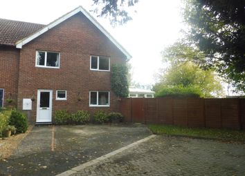 Thumbnail 3 bed semi-detached house to rent in Durrants Gardens, Rowland's Castle