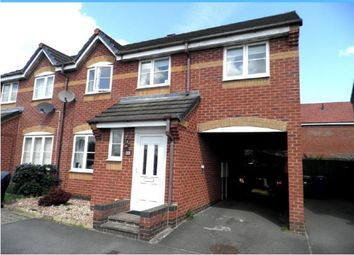 Thumbnail 4 bed semi-detached house for sale in Thistle Bank, East Leake, Loughborough