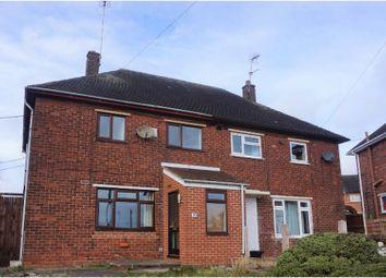 Thumbnail 3 bed semi-detached house for sale in Halton Green, Blurton, Stoke-On-Trent