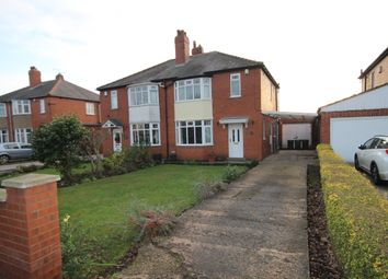Thumbnail 3 bedroom semi-detached house for sale in Church Lane, Methley, Leeds