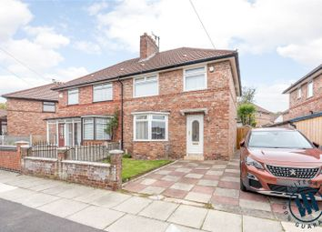 Thumbnail 3 bed semi-detached house for sale in Ravenna Road, Liverpool, Merseyside