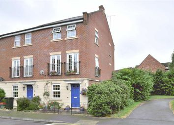 Thumbnail 3 bed town house for sale in Streamside, Tuffley, Gloucester