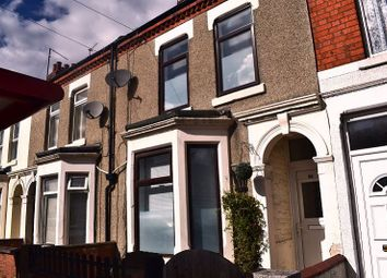 Thumbnail 3 bed terraced house to rent in St. Leonards Road, Northampton