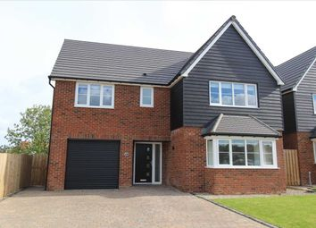 Thumbnail 4 bedroom detached house for sale in St. Davids Park, Old Crowhall Lane, Cramlington