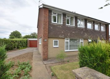 Thumbnail 3 bed semi-detached house for sale in Bottesford Lane, Bottesford, Scunthorpe