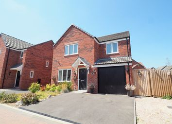 Thumbnail 4 bed detached house for sale in Stewart Way, Annesley, Nottingham