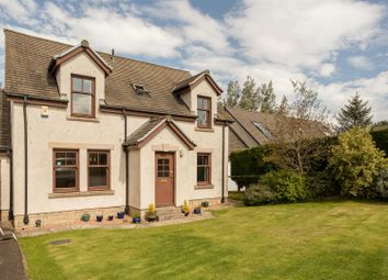 Thumbnail 5 bed detached house for sale in Latch Burn Wynd, Dunning, Perth