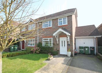 Thumbnail 3 bed semi-detached house for sale in Bell Farm Gardens, Barming, Maidstone