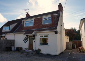 Thumbnail 3 bed semi-detached house for sale in Sandford Road, Winscombe