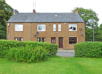 Thumbnail 2 bed flat for sale in St Cuthbert Street, Catrine