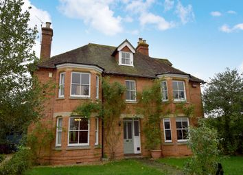 Thumbnail 5 bed detached house for sale in Old Newtown Road, Newbury