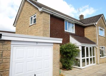 Thumbnail 4 bed detached house for sale in Spring Gardens, Dorchester, Dorset