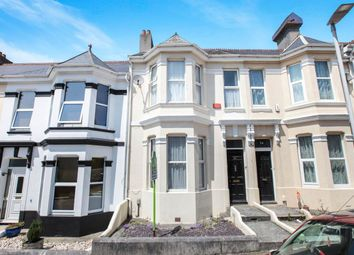 Thumbnail 3 bedroom terraced house for sale in Rosslyn Park Road, Peverell, Plymouth