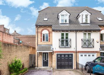 Thumbnail 4 bed semi-detached house for sale in Pickard Close, Southgate, London