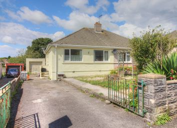 Thumbnail 2 bed bungalow for sale in Burns Crescent, Cefn Glas, Bridgend