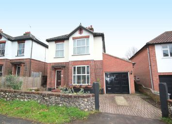 Thumbnail 3 bedroom detached house for sale in Thunder Lane, Thorpe St Andrew, Norwich