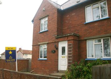Thumbnail 4 bed semi-detached house to rent in Pinhoe Road, Exeter