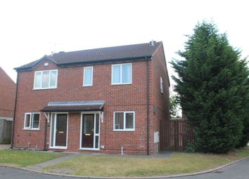 Thumbnail 3 bed semi-detached house for sale in Longleat Grove, Sydenham, Leamington Spa