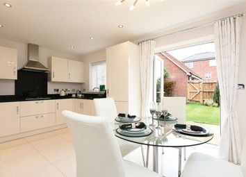 Thumbnail 4 bed terraced house for sale in Harrier Leys, Wixams, Bedford