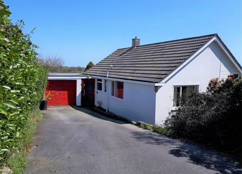 Thumbnail 3 bed detached bungalow for sale in Bodinar Road, Penryn
