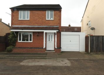 Thumbnail 3 bed detached house for sale in Occupation Road, Hucknall, Nottingham